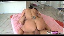 Slutty Brunette MILF 01