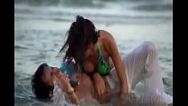 Mallika Sherawat s boobs press and kisssssss by Em thumb