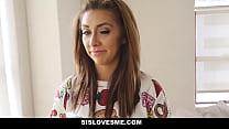 SisLovesMe - Step-SIs Offers Strip-Tease - 9Club.Top