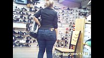 Candid Wide Phat Booty Huge Ass Culo