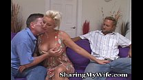 Sharing My Hot Wife With A Friend thumbnail