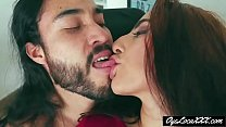 Lusty Latina Lover - Sammy Peache - FULL SCENE on http://OyeLocaXXX.com