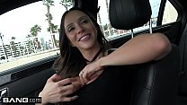 BANG Real MILFS Ariella Ferrara flashes & fucks in Las Vegas