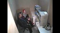Security Guy Show fucks on security cam From 6969cams.com pornhub video
