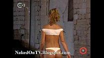 Aktmodell - naked Hungarian casting on TV 1 Vorschaubild
