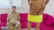 BANGBROS - Petite Black Babe Anya Ivy Fucks The...