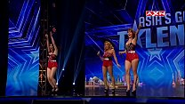 Sex Bomb Surprise! The Miss Tres Audition On Asia's Got Talent   Got Talent Global