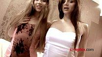 Anita Sparkle & Taissia Shanti anal threesome (ATM, ATOGM) RS001