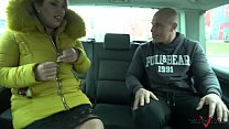 Dirty Whore Agreed to be Fucked Hard in the Van After Short Negotiation Vorschaubild