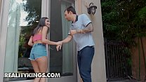 Sneaky Sex - (Alex Legend, Emily Willis) - Naughty At The Neighbors - Reality Kings thumbnail
