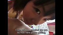 Subtitled bizarre and funny Japanese teen forep...