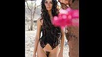Claudia Ohana Nua na Playboy
