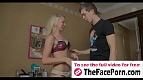 Cute blonde tight pussy licked and penetrated - www.thefaceporn.com preview image