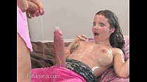 fucking cumshot over hot babe full body -more. Myassporn.com