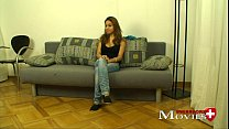 Young Student likes to play… on the casting in Zürich & Hindi Sex Com thumbnail