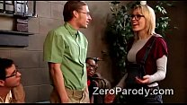 Hardcore Fraternity Sex Party In Revenge Of The Nerds Parody