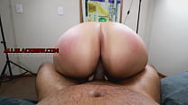 SEXY THICK RED BONE MILF WET PUSSY RIDE صورة