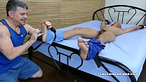 Asian Boy Tickle And Foot Fetish