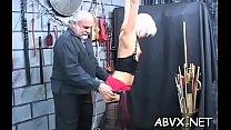 Hot females in avid xxx scenes of raw bondage extreme Thumbnail