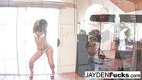 Super hot threeway with Jayden Jaymes, Sarah, and Justice Thumbnail