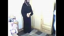 Arab girl praying then masturbating thumb