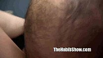 5648 Pawg thick ghetto hood banged by hairy arab preview
