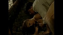 Italian porn vintage: sex in a cave with a sexy country girl thumbnail