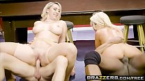 Brazzers Exxtra - (Prince Yashua) - Blowing On ...