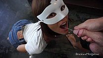 Morgan Crawls for Her Treat - Preview thumb
