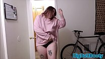 10575 Sister Caught Spying On Brother Jerking Off preview