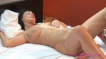 Lesbea HD Busty milf house wife cheating on husband with horny mature mom Image