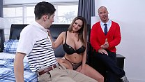 FILTHY FAMILY - Stepmom Ava Addams Fucks Away Connor Kennedy's Virginity porn thumbnail