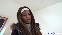 5967 Safia, teen beurette aux gros seins, aime l'anal preview