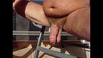 Long foreskin - Low hanging balls. Vorschaubild