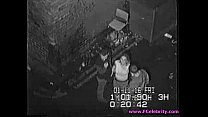 Security cam - Fucking outside part 2 thumbnail