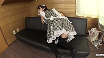 Japanese Maid Strips Bottomless And Farts Hd Subtitled