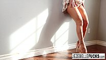 Jezebelle Bond teases and fingers herself