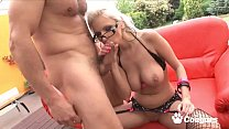 Alexis Wraps Her Pussy Lips Around A Thick Boner