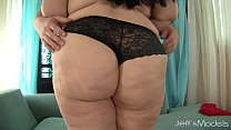 Beautiful BBW Becki Butterfly is fucked and es cum - 9Club.Top