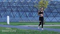 Hot Jogging Babe