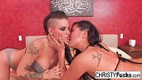 Hot Christy Mack and London Keyes take on Ramon... Thumbnail