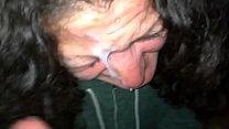 Crackhead throat