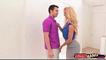 Jasmine Wolff and Cherie Deville crazy threesome action - Download mp4 XXX porn videos