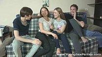 Teens Jalace, Emma fuck together like crazy Vorschaubild
