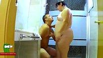 Fucking on the toilet. RAF332 porn image