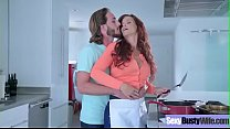 Image: Hardcore Sex Tape With Horny Big Boobs Hot Wife (Syren De Mer) movie-24