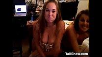 Bi Cam Girls In A Threesome