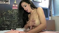 16470 Cum kissing after big cum in mouth after rimming and footjob preview