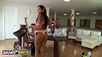BANGBROS - Busty Latina Maid Stacy Jay Cleans Chris Stroke's Pipes