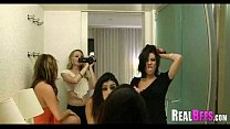 Girls night out leads to orgy 254 pornhub video